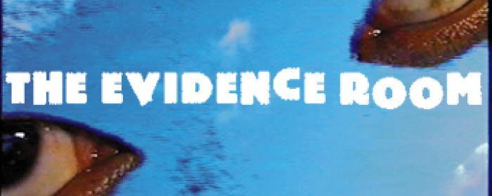 Evidence Room postcard