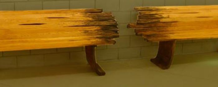 Crucible talking benches